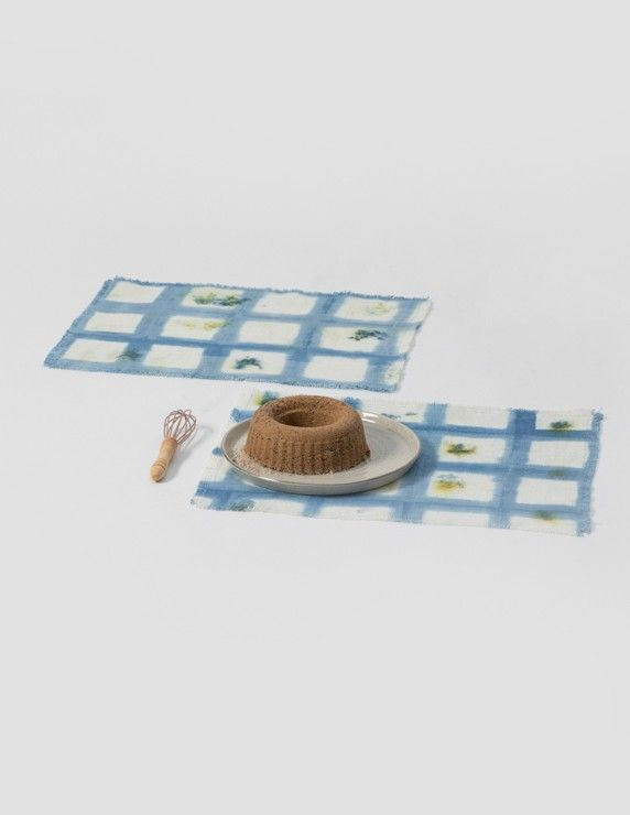 Riverine placemat